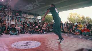 Quake vs Tricky Troublez // HOUSE OF PAINT x BOTY CANADA // .stance