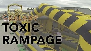Toxic Rampage - NEW Multi Player Adventure Action Game from Galaxy Multi Rides