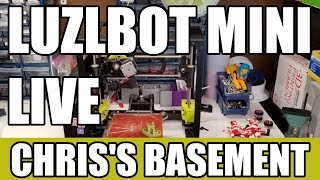 Lulzbot Mini One - MMU2 Assembly Possible - Chris's Basement