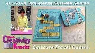 All-Star Designers Summer Series - Suitcase Travel Games