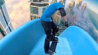 Skateboard Tricks That Look INSANE... (Skateboarding)