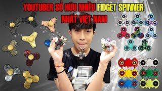 Hãy chơi FIDGET SPINNER theo cách của CrisDevilGamer