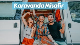 Karavanda Misafir: EMRE DURMUŞ - Trail of Us Van Life