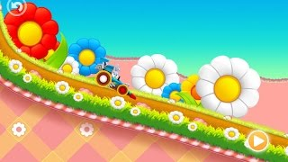 Easter Bunny Racing For Kids ″Racing Action & Adventure″ Android Gameplay