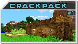 Nya maskiner, Nya möjligheter! - Minecraft CrackPack #1