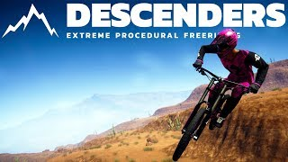 Jumping The Grand Canyon! - Descenders