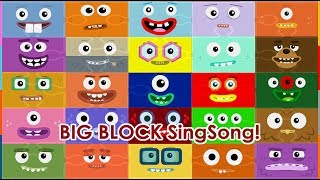Big Block Sing Song Puzzle Games for Kids