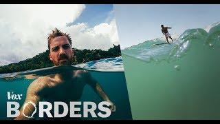 Meet Haiti's surfing pioneers