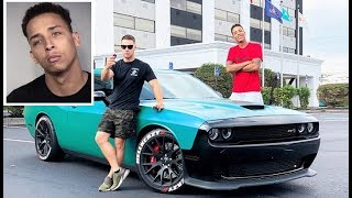 ANOTHER HELLCAT R Gets ARRESTED.. Street Racing To Blame???