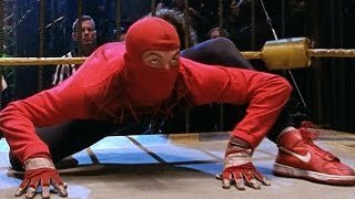 Spider-Man vs Bone-Saw - Cage Fight Scene - Spider-Man (2002) Movie CLIP HD