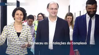 Ministro da Educação se reúne com diretorias da Fundaj