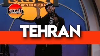 Tehran   Black Panther   Laugh Factory Standup Comedy