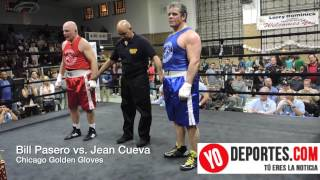 Bill Pasero vs. Jean Cueva