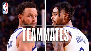 Steph and D'Angelo Russell End NBA Preseason Strong, Combine for 61 | 2019 NBA Preseason
