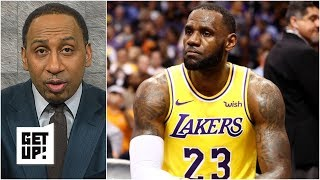 Outside of LeBron, who on the Lakers roster is worth keeping? – Stephen A.   Get Up!