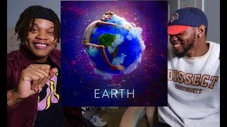 Lil Dicky - Earth - REACTION (RE-UPLOAD)