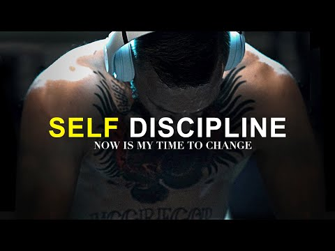 SELF DISCIPLINE - Must Hear *powerful* Inspirational Speech