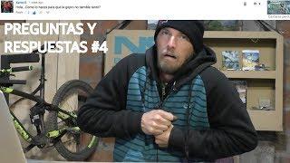 Preguntas y respuestas #4 - Bicicletas, parques, marcas, bomberos y Mtb Enduro Chile!
