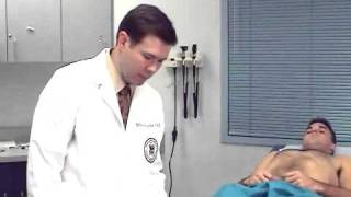 Kernig's Sign (Meningitis) - Physical Exam