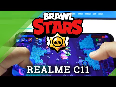 Brawl Stars Gameplay on REALME C11 – Quality Checkup