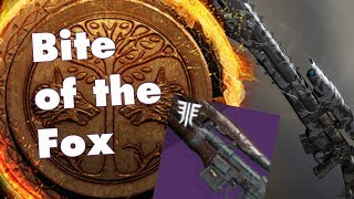A reason to play Iron Banner this week | Bite of the Fox