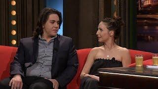 1. Veronika Arichteva a David Balda - Show Jana Krause 16. 1. 2019