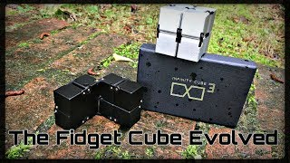 Honest Review: The Next Level In Fidget Cube, The Infinity Cube