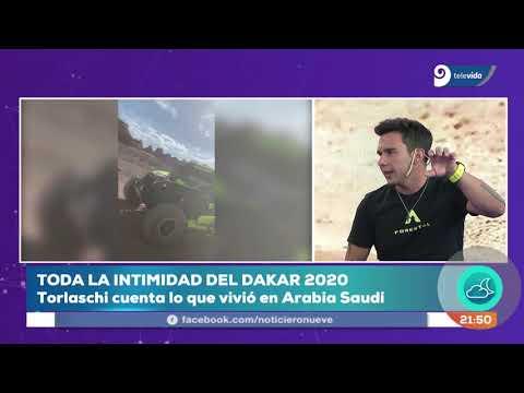 #DAKAR 2020 | La experiencia del mendocino Torlaschi en Arabia Saudí