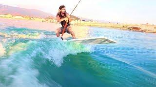 Surfing A Door!!