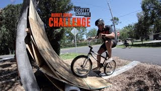 BUDGET BUILD CHALLENGE!
