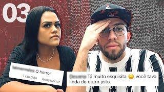 CAMILA LOURES RESPONDENDO HATERS PELA PRIMEIRA VEZ! - Episódio 3