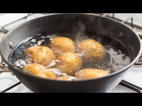 This Simple Trick Cooks Potatoes In Half The Time