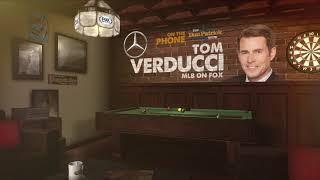 SI's Tom Verducci Talks Harper, Machado, and More w/Dan Patrick | Full Interview | 2/18/19
