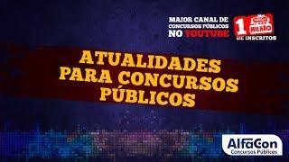 Atualidades para Concursos Públicos - Especial Semana do Milhão - AO VIVO - Alfacon