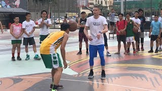 Professor 1v1 vs Lebron James' BGC Titan Love Court (Philippines)