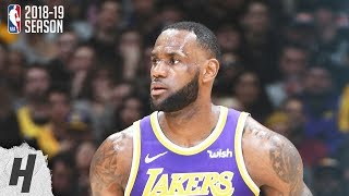 New Orleans Pelicans vs Los Angeles Lakers - Full Highlights   Feb 27, 2019   2018-19 NBA Season