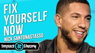 No Matter How Broken You Are, He Explains How to Get Whole | Nick Santonastasso on Impact Theory