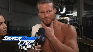 Ziggler on Roode's momentum heading into Clash of Champions: SmackDown LIVE Fallout, Dec. 12, 2017
