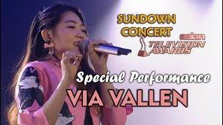 Via Vallen Full Segment - 23rd Asian Television Awards 2019 (Sundown Concert)