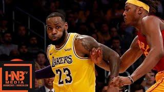 Los Angeles Lakers vs Indiana Pacers Full Game Highlights   11.29.2018, NBA Season