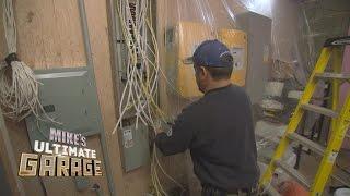 ″Electrical″ - Mike's Ultimate Garage: Inside Look