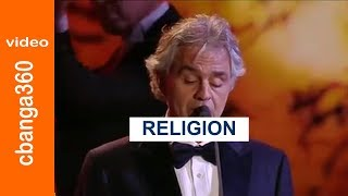 The Lord's Prayer by Andrea Bocelli