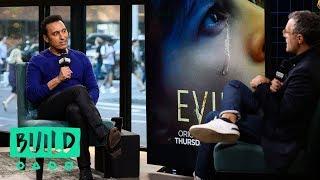 Aasif Mandvi Talks ″EVIL,″ The New CBS Series