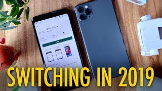 The Truth About Switching From Android to iPhone in 2019