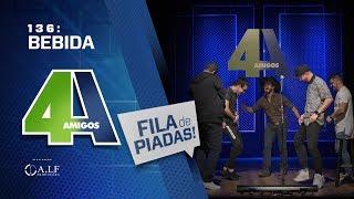 FILA DE PIADAS - BEBIDA - #136 Participação Marcus Cirillo