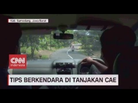 Tips Berkendara di Tanjakan Cae, Lokasi Kecelakaan Bus Maut  di Sumedang