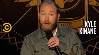 Bringing a Bag of Pancakes Onto a Flight - Kyle Kinane