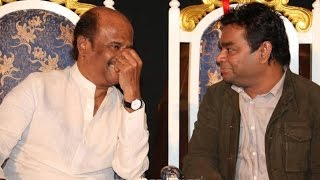 Rajnikanth and A.R.Rahman combo all themes