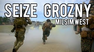 Milsim West: Seize Grozny Epic Trailer (40 Hour Milsim Airsoft Game)