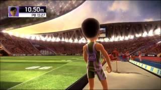 Biomechanical Analysis of Virtual Sports (Track and Field) - LABIOMEP
